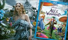 Alicia en el País de las Maravillas, Peanuts de los '70s Llegan a Casa Alice_wonderland_dvd_news
