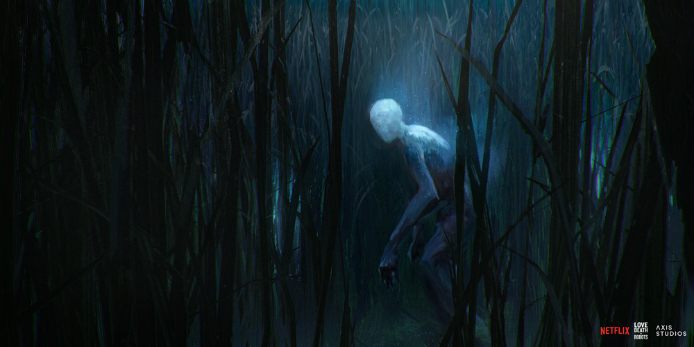 """LDR - The Tall Grass, """"Lost Souls"""" concept by Axis Studios"""