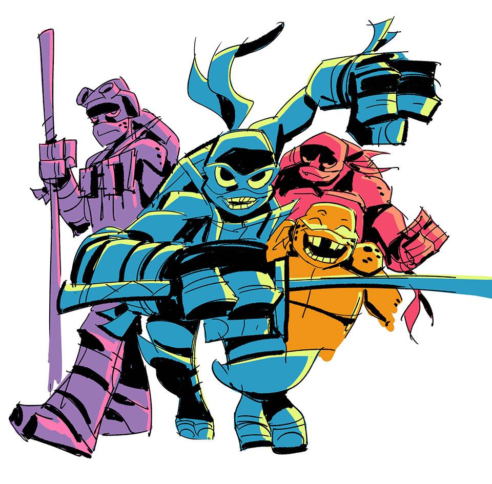 Donatello Art For Kids