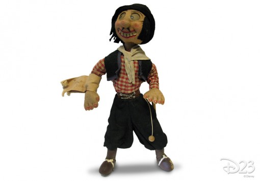 Walt Disney Caricature Gaucho Doll