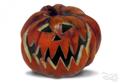 Tim Burton's The Nightmare Before Christmas Pumpkin Prop