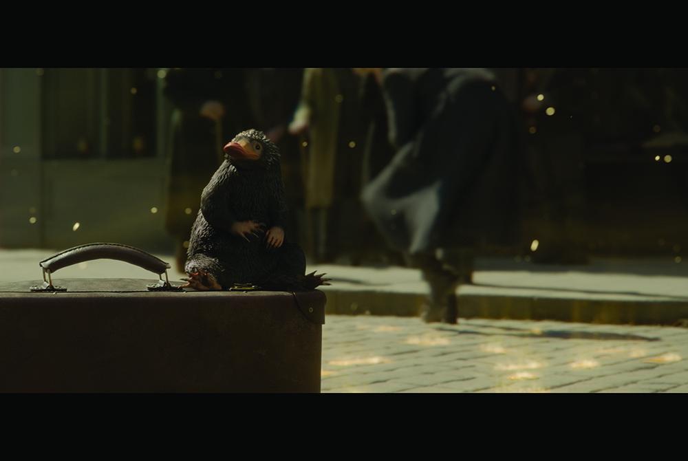 Fantastic Beasts: The Crimes of Grindelwald': Grindelwald's