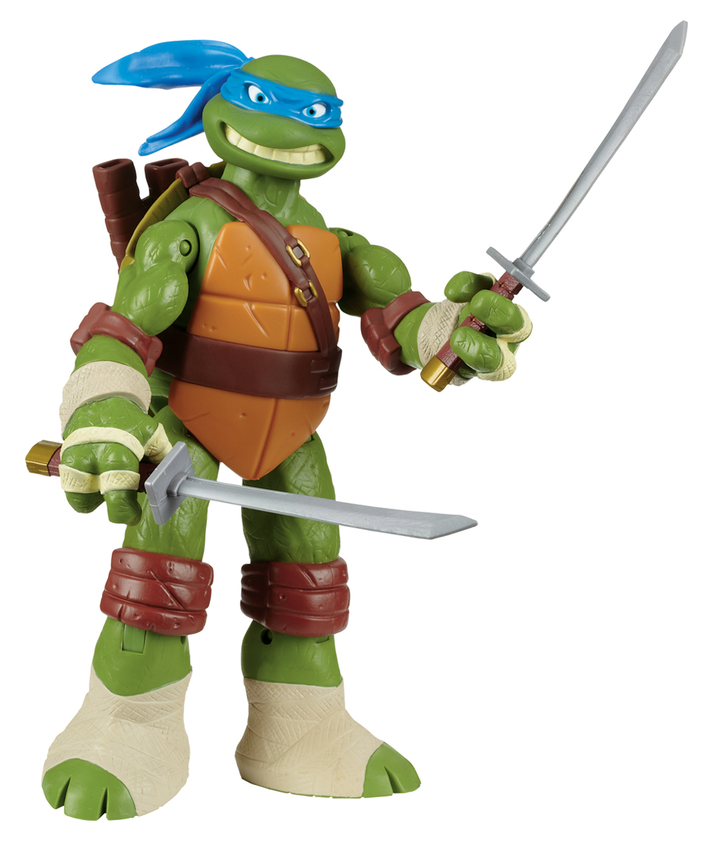 New TMNT Toys Arrive in Stores | Animation Magazine
