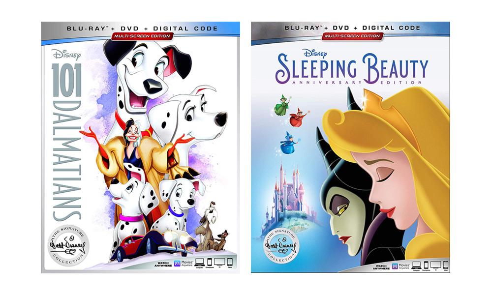 Walt Disney Signature Collection: 101 Dalmatians / Sleeping Beauty