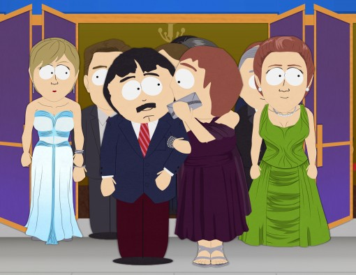 "South Park's ""Broadway Bro Down"" episode"