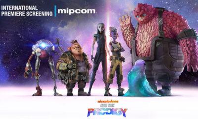 Star Trek: Prodigy premieres at MIPCOM 2021