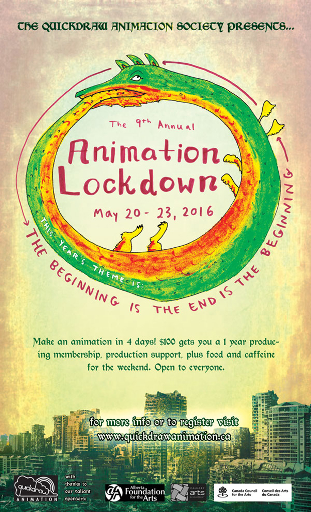 9th Annual Animation Lockdown