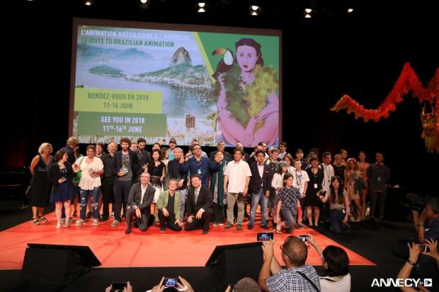2017 Annecy International Animation Festival