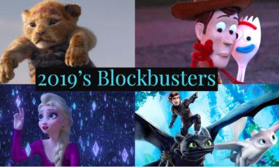 2019 Blockbusters