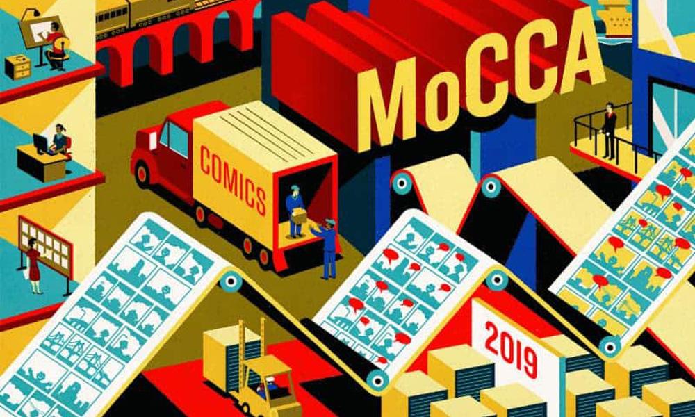 2019 MoCCA Arts Festival