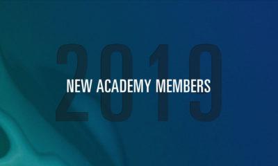 2019 new academy members