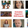 2020 Animation Magazine Awards Honorees