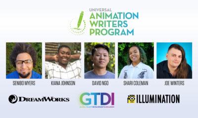 2021 Universal Animation Writers Program