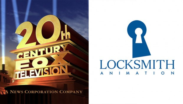 20th Century Fox and Locksmith Animation
