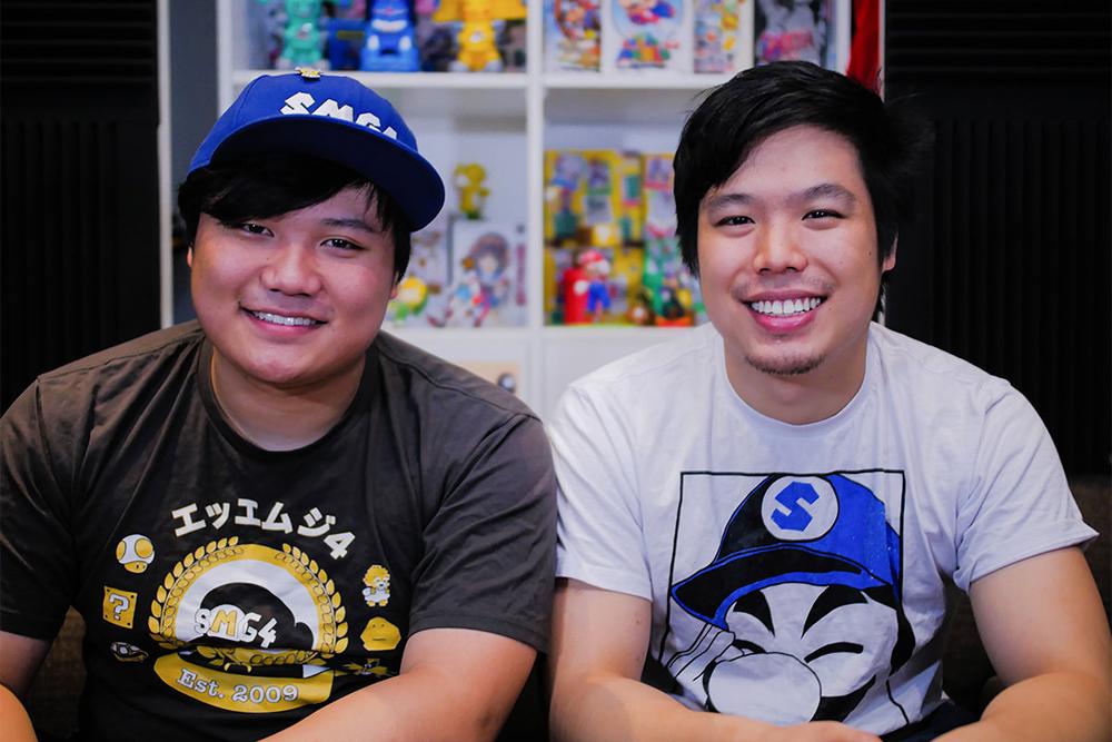 Kevin y Luke Lerdwichagul de Glitch Productions