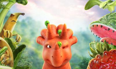 Ginger & the Vegesaurs