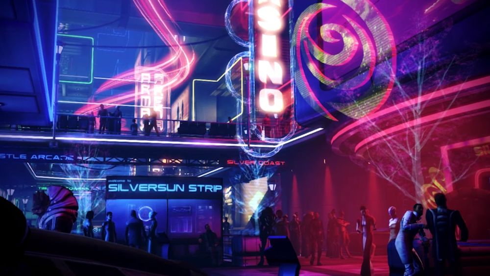 2150 - Lower Orbit Casino concept