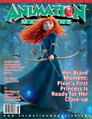 Animation Magazine June 2012 # 221