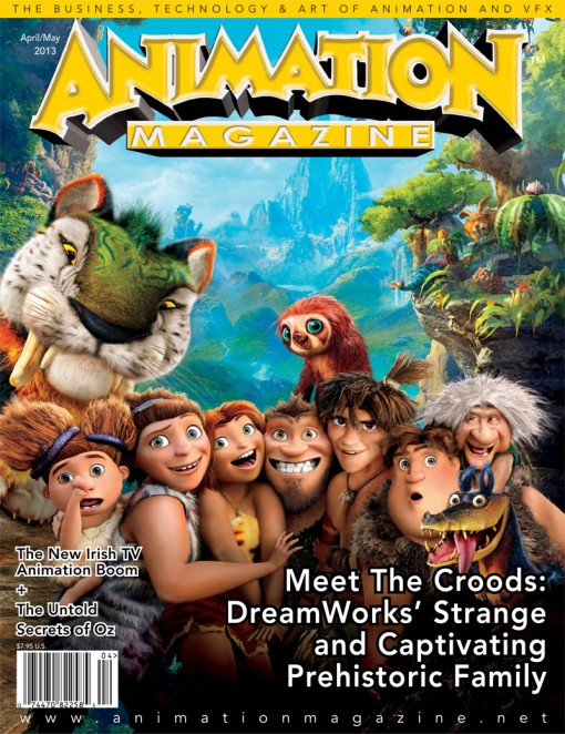 Animation Magazine April/May 2013 # 229