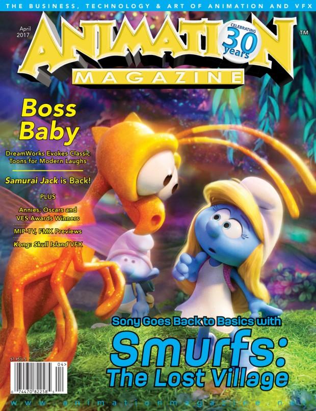 Animation Magazine #269 - April 2017