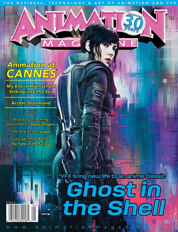 Animation Magazine #270 - May 2017