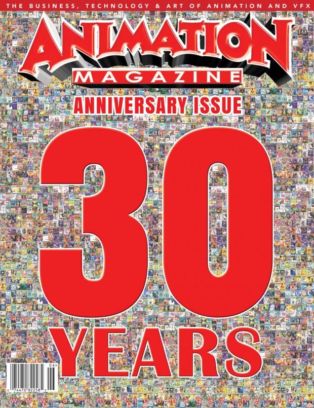 Animation Magazine #271 - June-July 2017