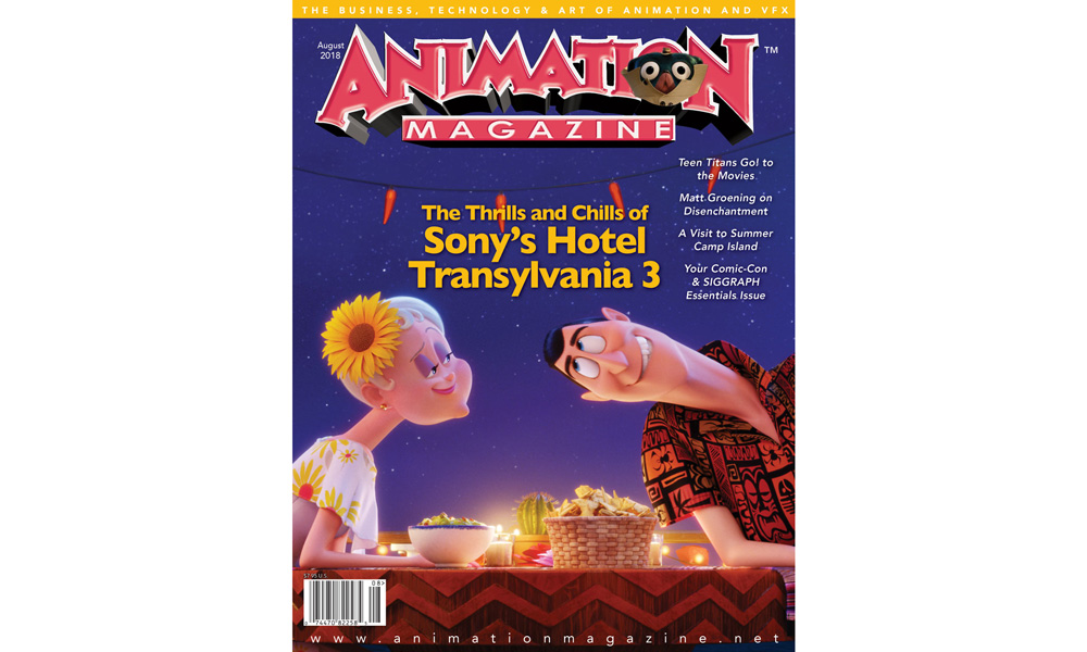 Animation Magazine issue 292