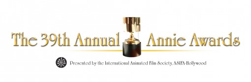 The 39th Annual Annie Awards