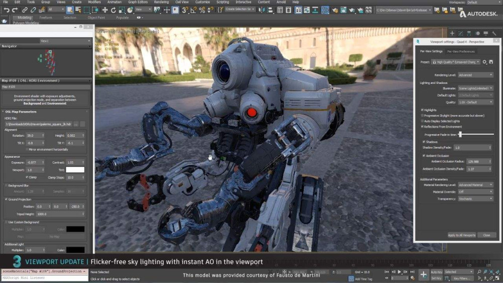 3ds Max 2022 Software