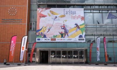 Cartoon Forum 2021 [Photo © Galia Prod]