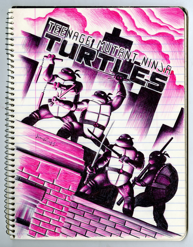 COWABUNGA!! - 30 Years of Teenage Mutant Ninja Turtles