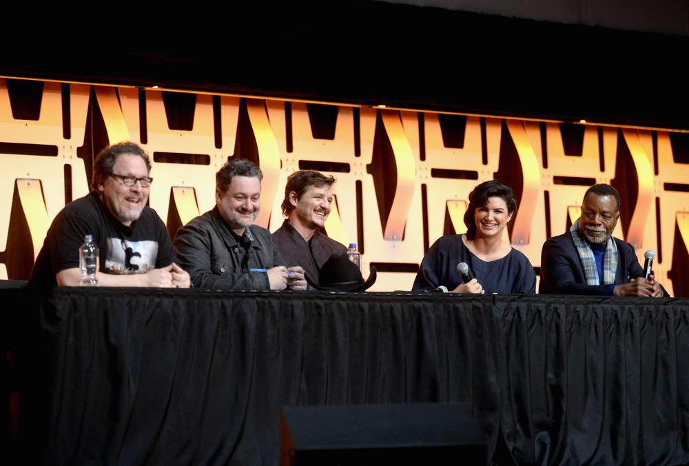 Star Wars Celebration: The Mandalorian Panel