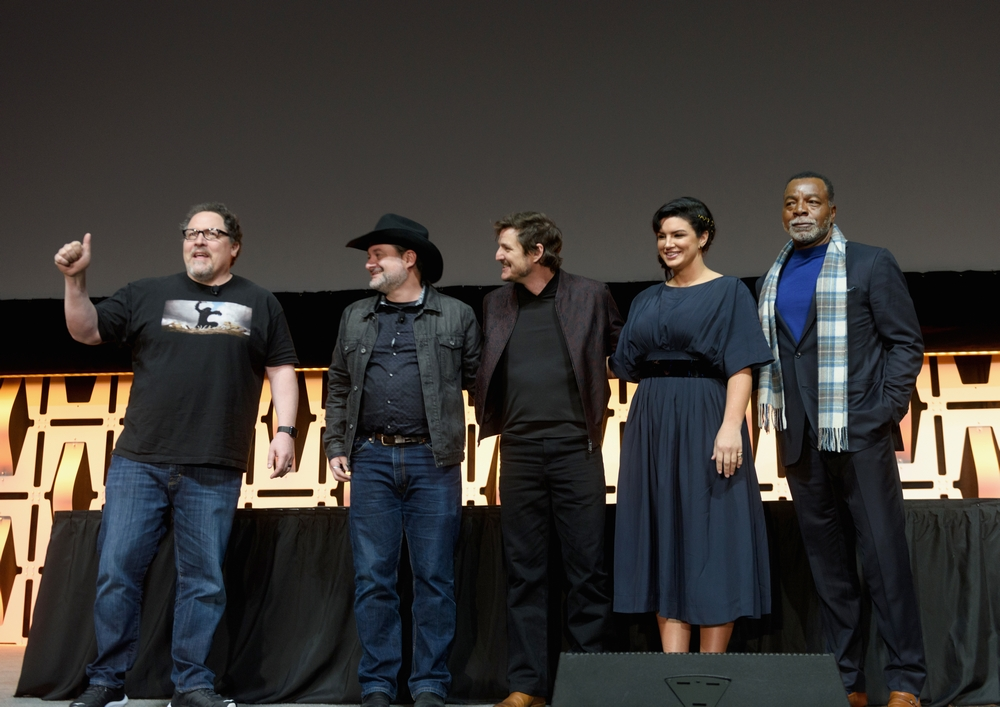 Star Wars Celebration: The Mandalorian Panel
