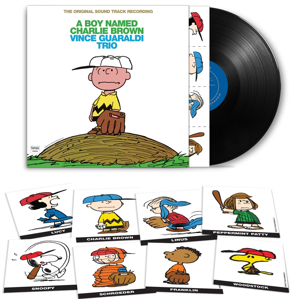 'A Boy Named Charlie Brown' by Vince Guaraldi Trio