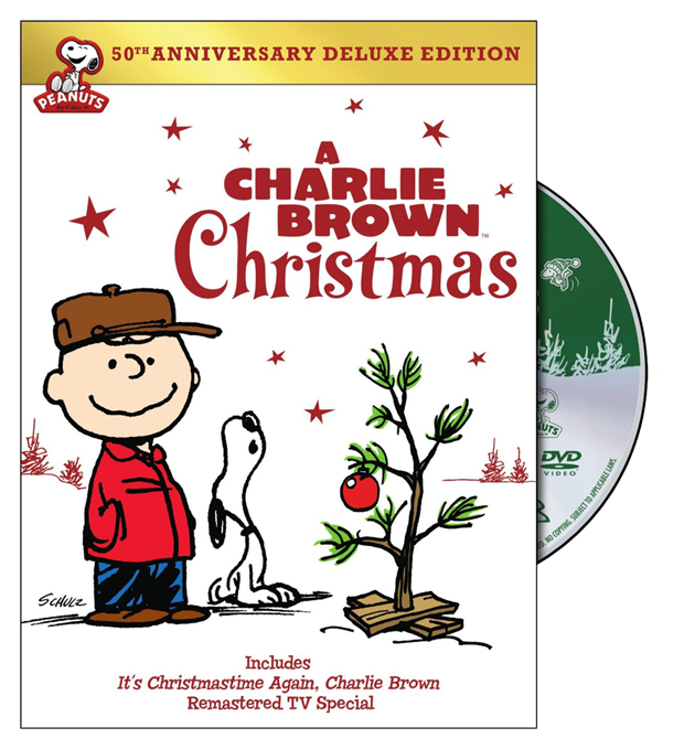 A Charlie Brown Christmas: 50th Anniversary Deluxe Edition