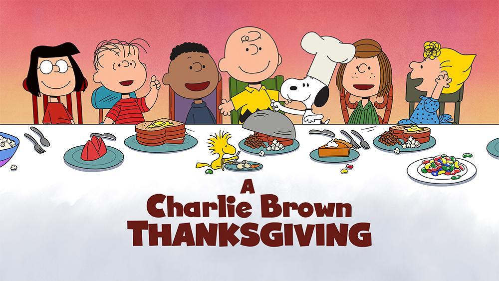 Acción de Gracias de Charlie Brown