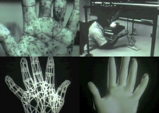 A Computer Animated Hand