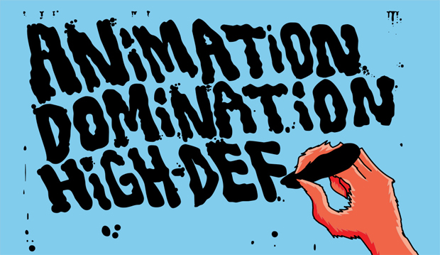 Animation Domination High-Def
