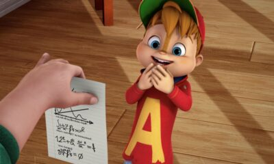 ALVINNN!!! & the Chipmunks