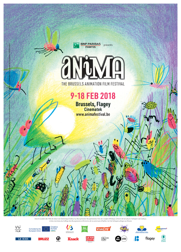 ANIMA - The Brussels Animation Film Festival