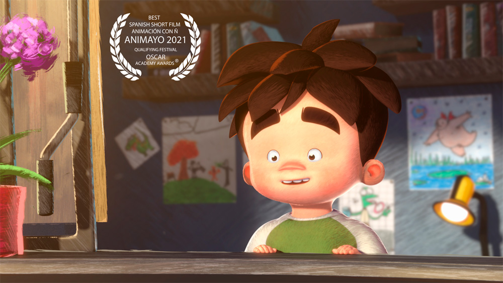 Best Spanish Short Film - Animación con Ñ