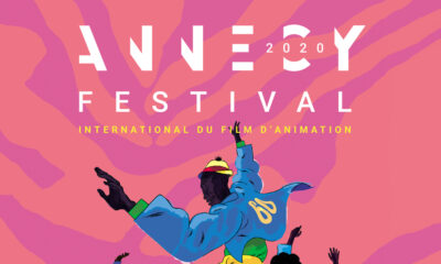 Annecy Festival [Illustration © Jean-Charles Mbotti Malolo, Simon Roussin]