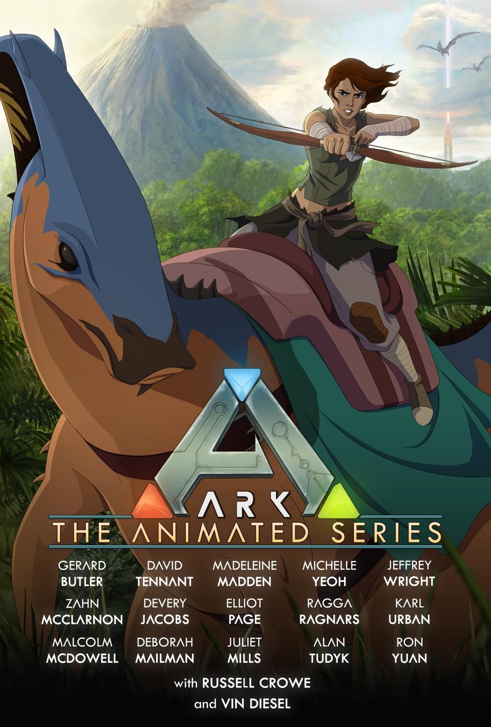 ARCA: La serie animada