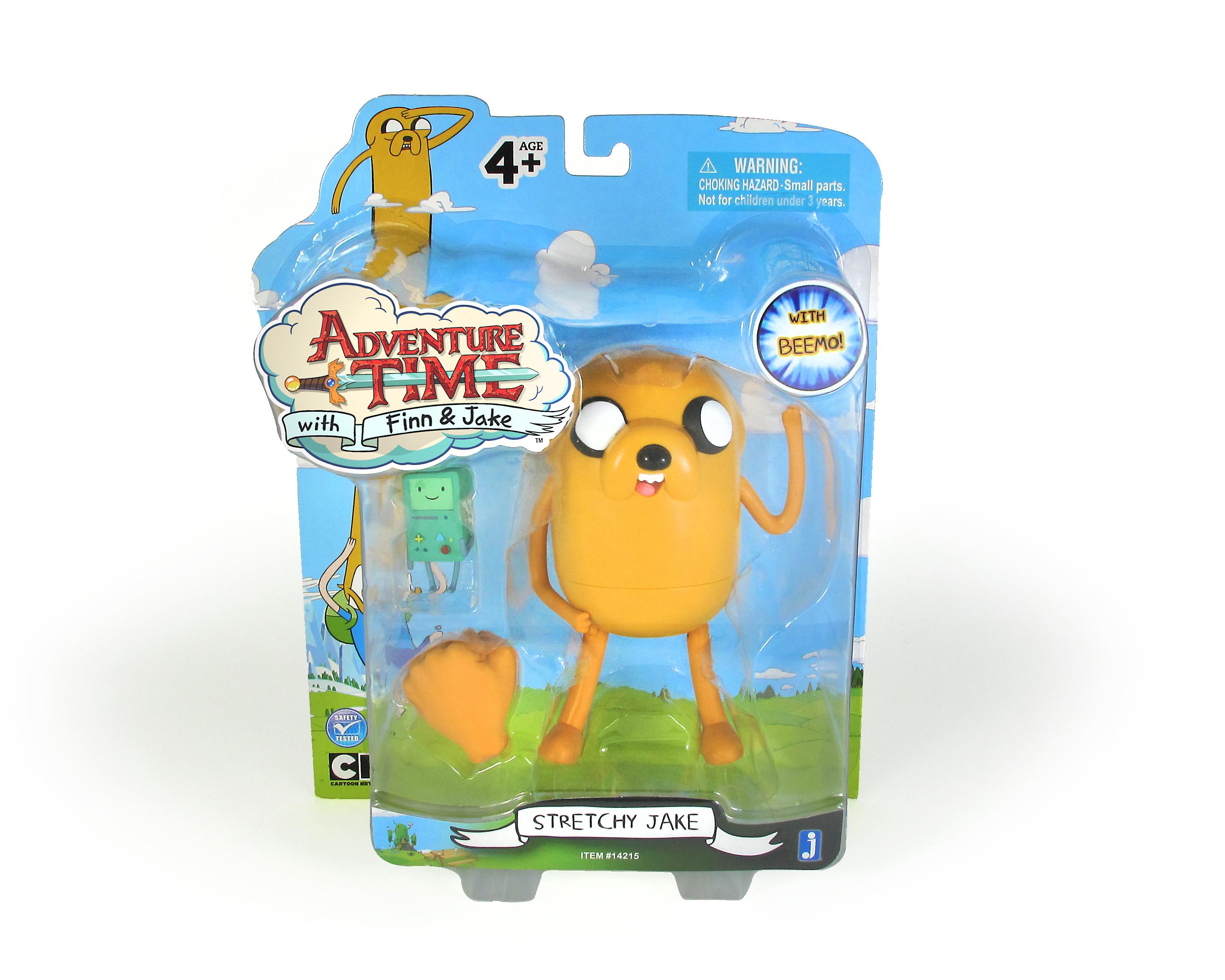 Toys And Adventures : Jazwares unwraps new adventure time toys