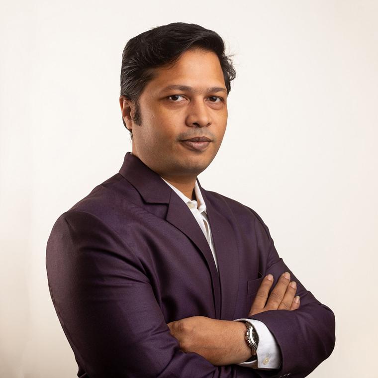 Abhishek Dutta, South Asia Network Head Cartoon Network and POGO