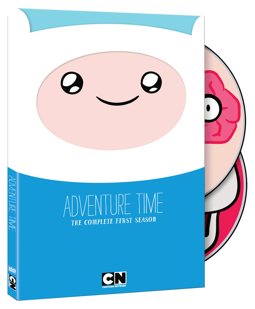 Adventure Time Dvd Arrives In Stores Today