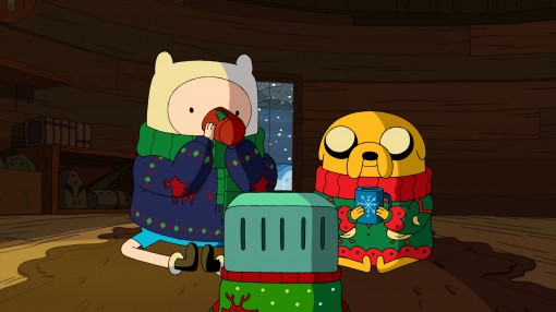 Adventure Time's Holly Jolly Secrets episode
