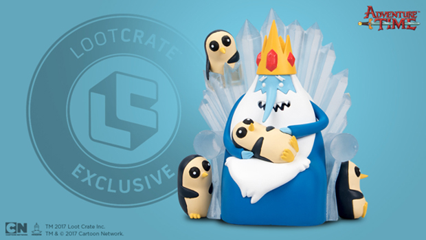 Adventure Time Loot Crate