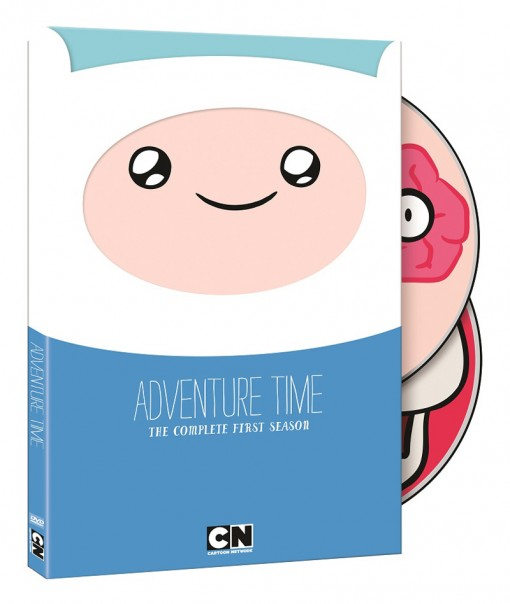 Adventure Time: The Complete First Season DVD