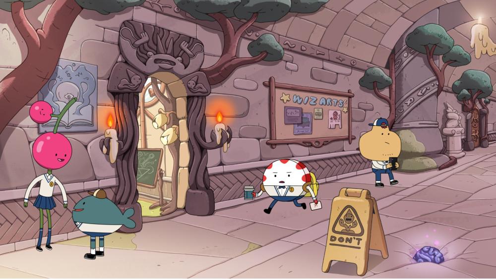Adventure Time: Distant Lands - Wizard City